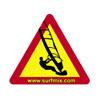 Naklejka windsurfingowa SURFMIX marki SURFMIX Sklep Online